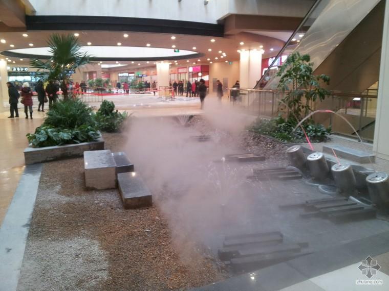 HMA主持设计的盘锦水游城--盘锦最大购物中心  2012年12月27日盛大开业!