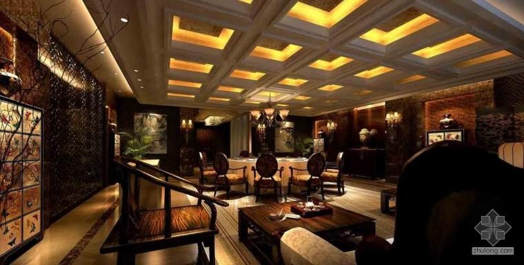 酒店会所软装饰设计专业公司——罗斯之家