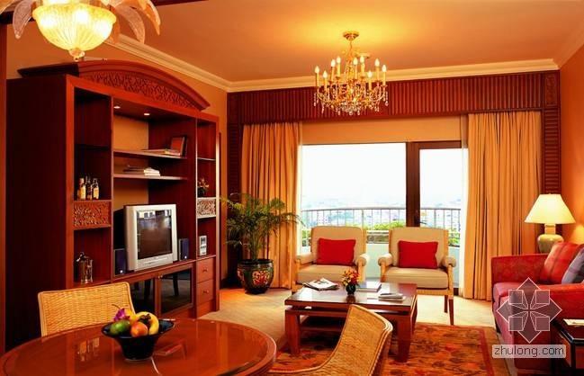 中式酒店软装设计风格