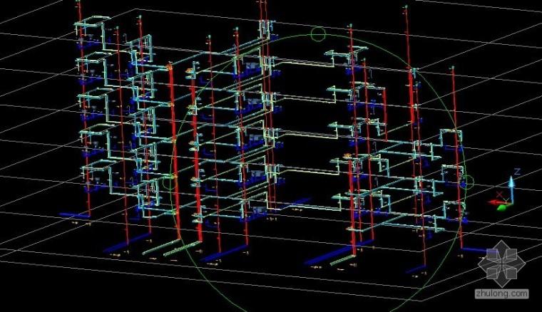 大家来看看这三维效果图怎么样,软件能用吗