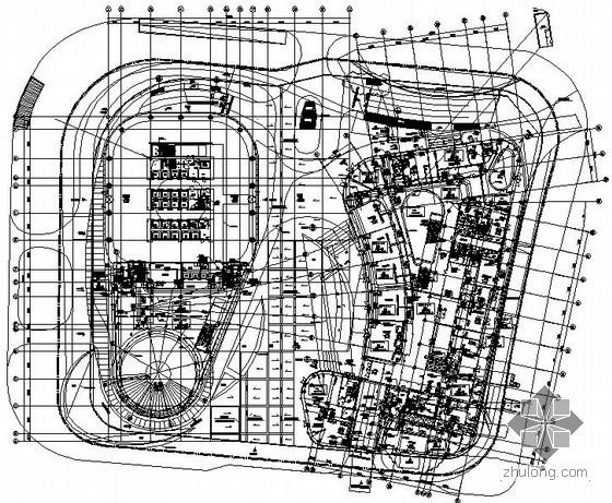 暖通空调娱乐餐饮建筑CAD图纸,每天可以免费下载30篇