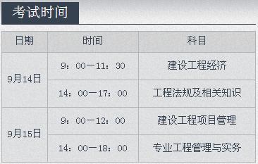2013年一级建造师考试报名汇总[更新中]