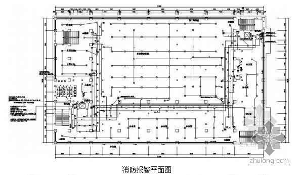 [精品图纸][云南]某多层大型商场建筑电气全套施工图纸