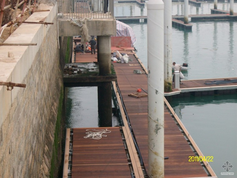 厦门香山国际游艇俱乐部海水源热泵站设