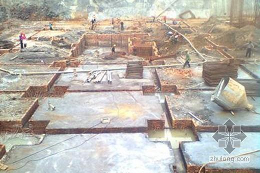 现浇桩基承台梁混凝土质量标准