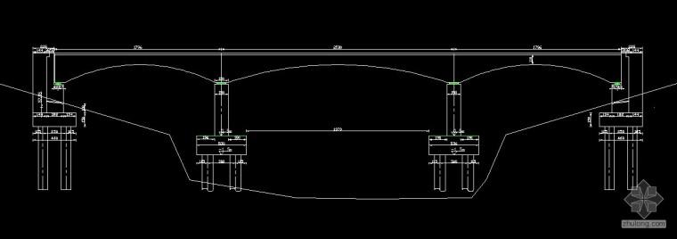 市政变截面连续箱梁支架计算