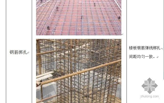 建筑安装工程质量样板参考