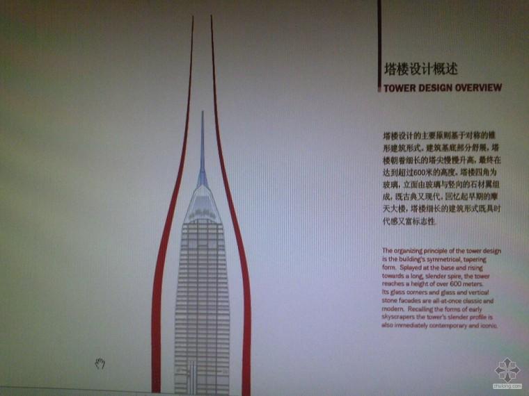 深圳平安国际金融中心工程分享~