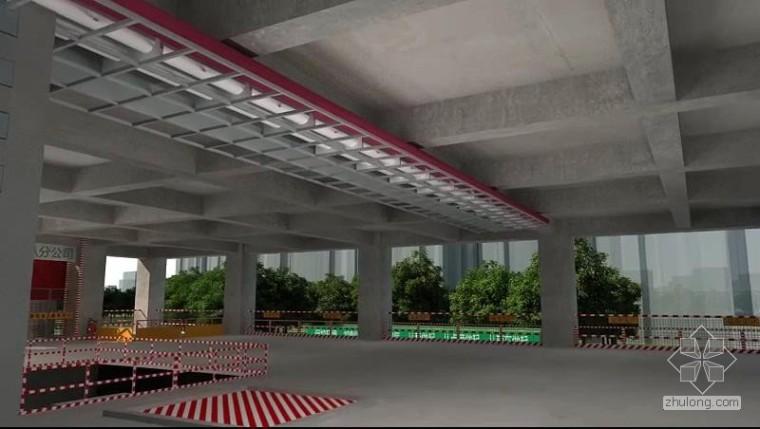 高清BIM视频:大名城东地块工程虚拟建造演示