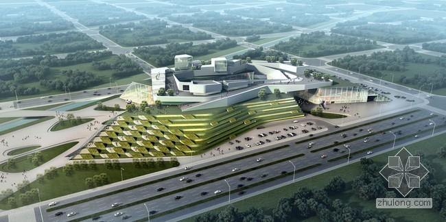 [四川]大型建筑项目电力变配电系统全套施工图纸76张