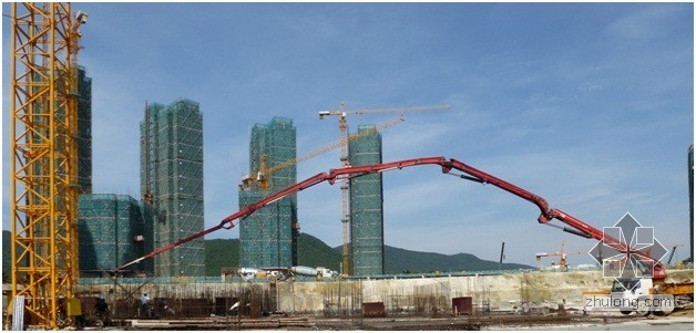 [这不是技术贴]普通高层住宅施工过程现场图片随拍
