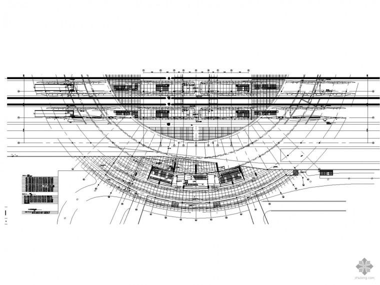 [上海]国家级公共建筑电气施工全套图纸150张(详图较多)