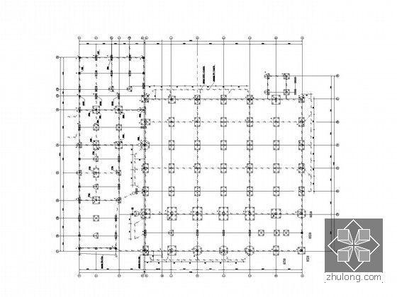 [上海]甲级设计院大型公共建筑全套电气图纸(电力负荷计算书)