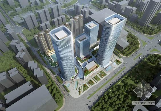 美国GP建筑设计有限公司(GP)赢得了的两个绿地集团设计项目竞赛