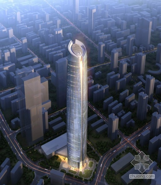 [438米]武汉中心大厦宣传视频