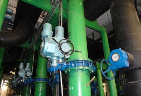 [分享]水源热泵制冷机房设计图片