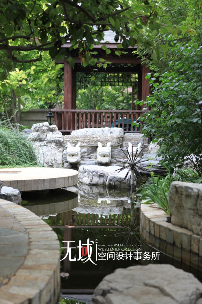 图:[无域空间设计]北京市昌平区保利垄上别墅园林景观完工实景