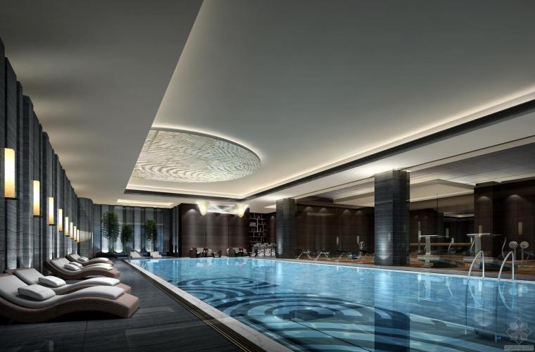 [成套酒店]CCD----高清无水印重庆华宇豪生酒店效果图20120502