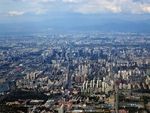 北京三分之二平原发生地面沉降!