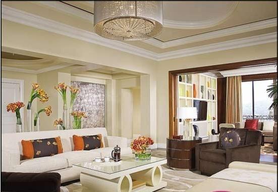 温馨舒适2013年小客厅装修效果图欣赏