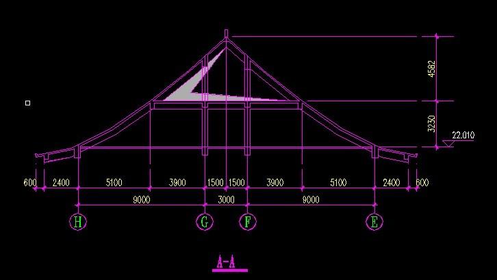 请教大神~~屋面挑出3米,脚手架应该怎么搭设