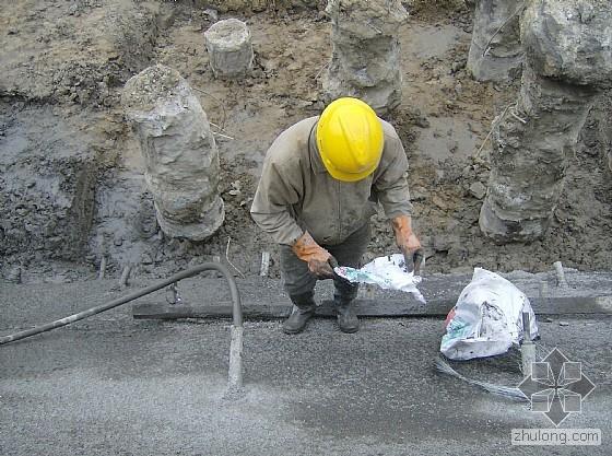 锚杆护坡施工质量控制(附图)