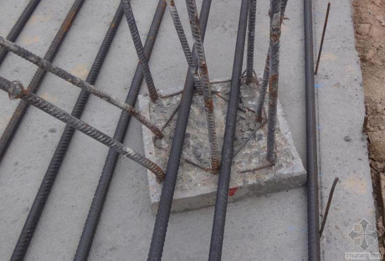 边桩与承台边距离问题?