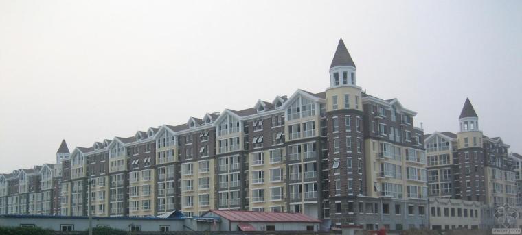 地源热泵进驻北京某高档楼盘空调配套