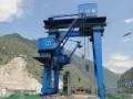 水电站门式启闭机的试运转步骤