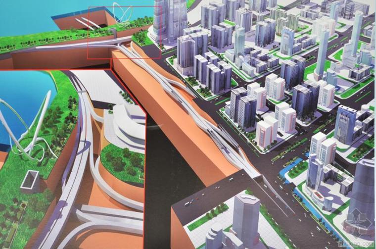 在地下挖出十层楼——中国最大地下交通工程什么样