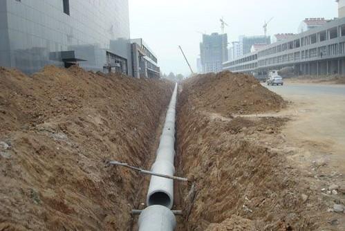 混凝土排水管道铺设质量问题分析与防治