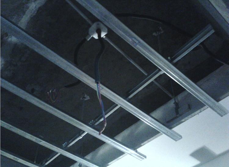 电气施工的图片问题?