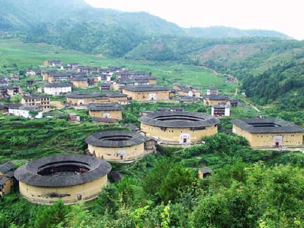 中国古建筑之结构特征