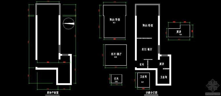 一室一厅装修设计