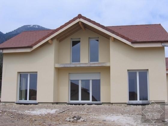砖混结构独立住宅建造过程实例(一)