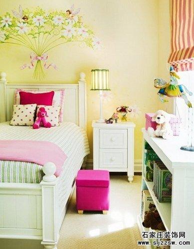 田园风格卧室 重要的装修环节
