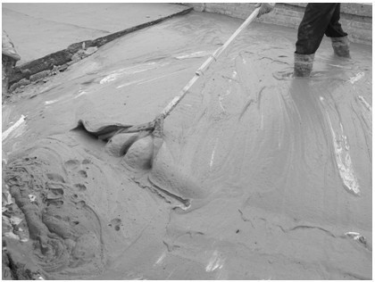 泡沫混凝土基本概念、特点、应用范围和施工工艺及优缺点