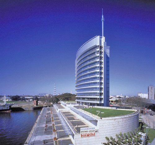 知名国际大厦强弱电全套施工图纸(含楼宇自控、车库管理系统)