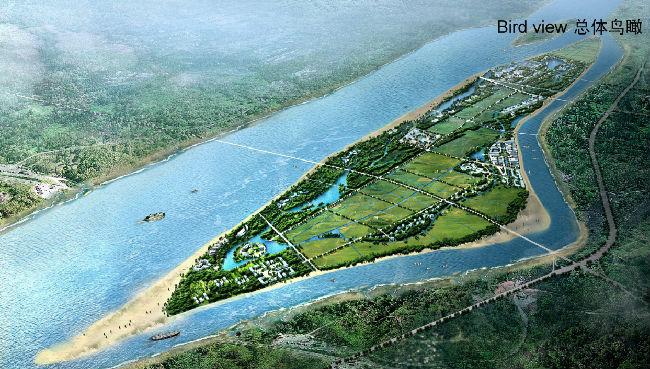 南京江心洲农业生态旅游度假区规划策划