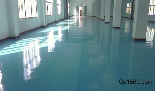 环氧地坪适合在室内涂装而不是室外