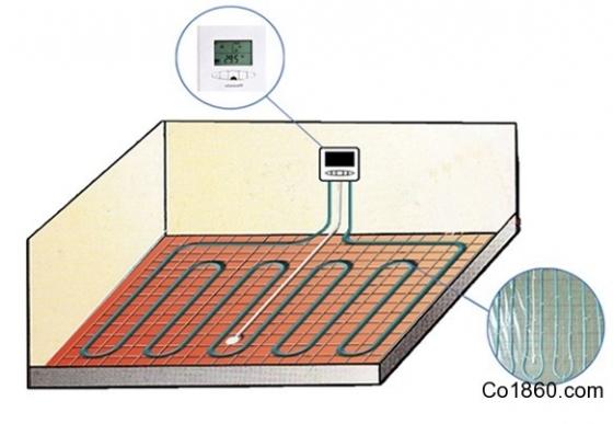 地板辐射采暖系统的设计和安装要点