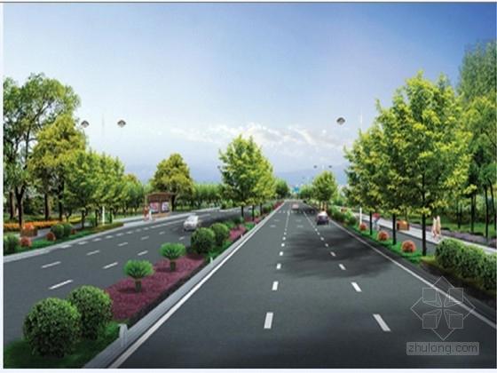 公路平面设计--直线设计