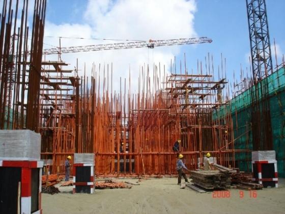 建筑工程落地式脚手架搭设培训