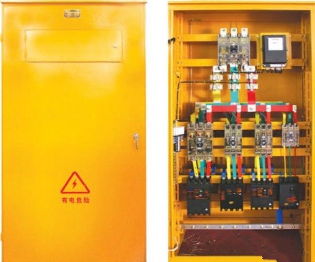 [图文并茂]配电箱漏电保护及施工要点