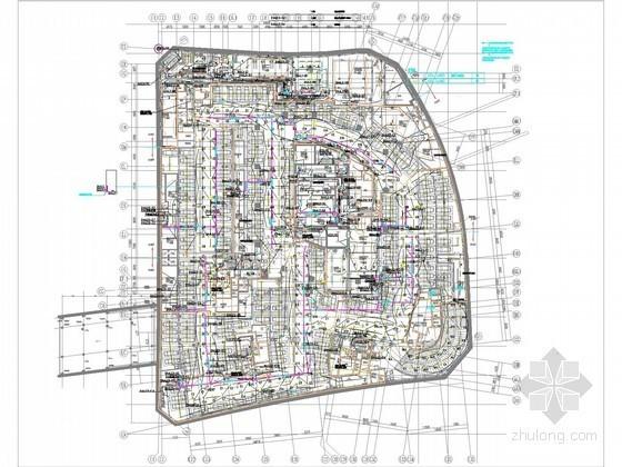 [上海]超高层综合体电气设计案例分析
