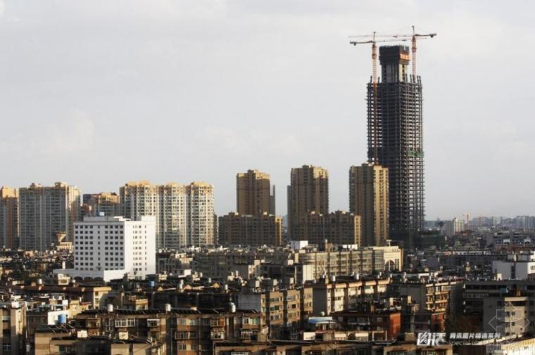 [中国钢结构金奖]云南第一高楼昆钢科技大厦荣膺