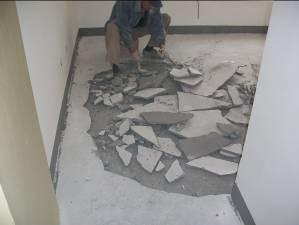 水泥砂浆地面施工细节处理注意事项