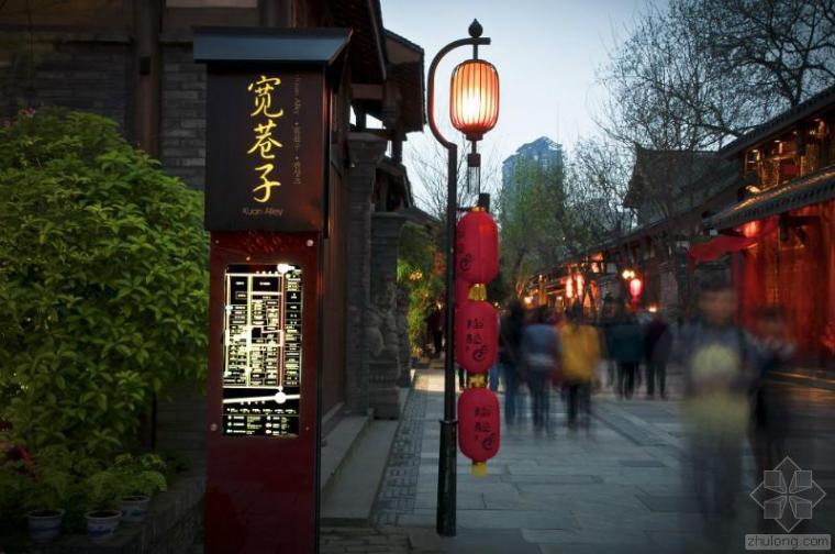 天府之国-----成都,中国中式园林景观的另一拼图