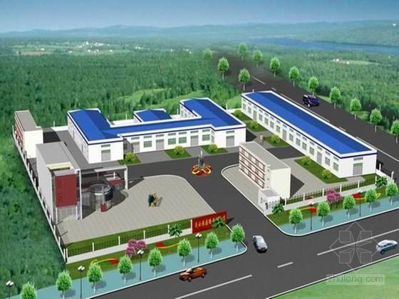 钢结构厂房工程监理规划 附流程图丰富