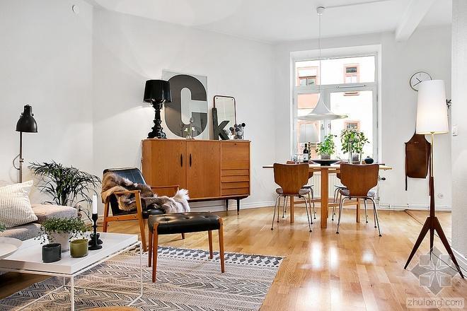 [奶咖色小宅]61平米超越平凡住宅设计